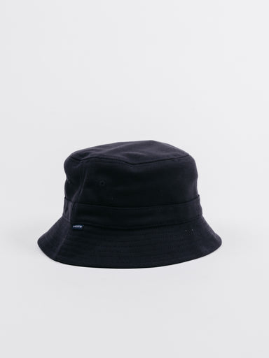 Logo Bucket Hat  Navy