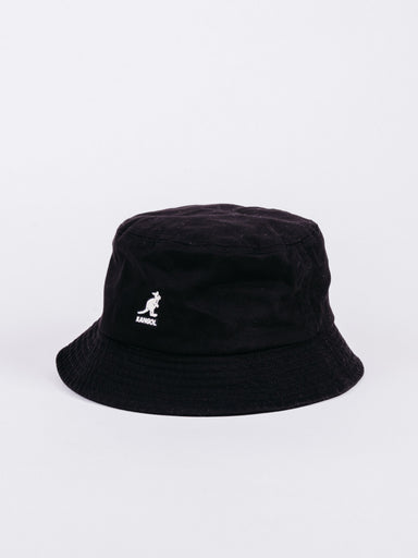 Washed Bucket Black