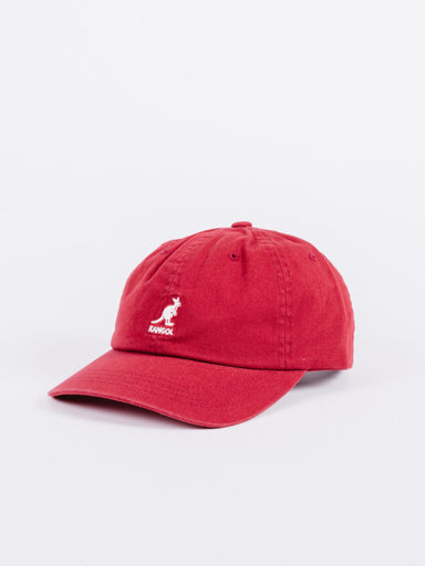 Gorra Kangol Red Roja Classic Baseball Dad Hat