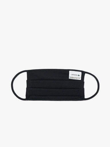 Mascarilla Lacoste Black (Pack de 3)