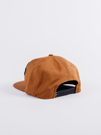 Headers Snapback Brown