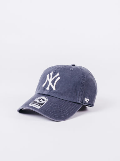 New York Yankees Vintage Navy Clean Up