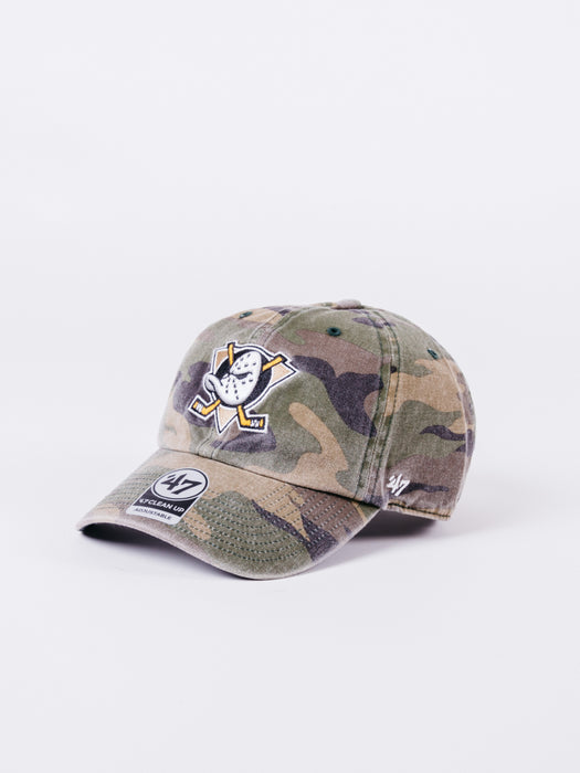 Gorra Ducks Camuflaje 47 Brand Camo Clean Up