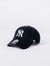 MVP New York Yankees Black Vintage Logo
