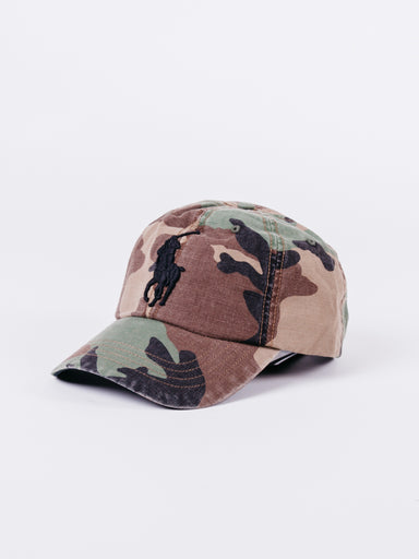 Polo ralph lauren camo big pony