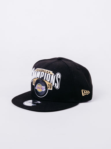 Gorra NBA Champions 2020 Lakers New Era Lebron