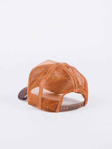 King Cobra Trucker Brown