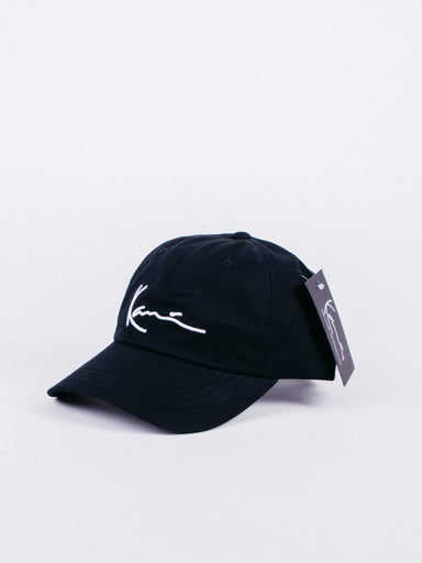 Signature Cap Black