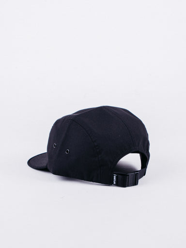 Foundation 5 panel Black