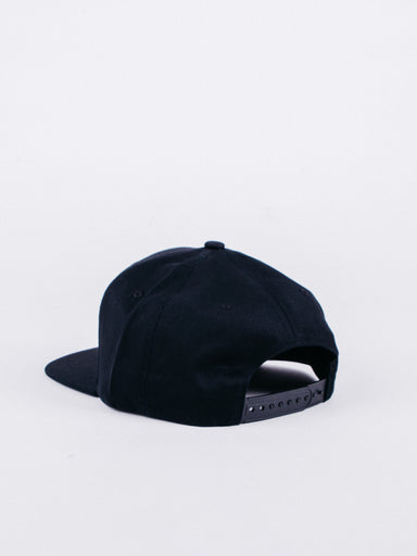 Gate III MP Snapback Black