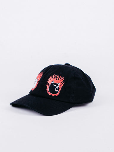 Expressions Dad Hat Black