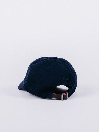 Big Pony Chino Sports Cap All Navy