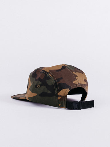 Gorra Thrasher Small flame 5 Panel Camouflage
