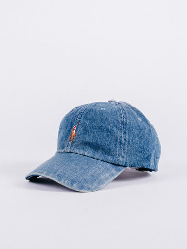 gorra polo ralph lauren denim chambray vaquera