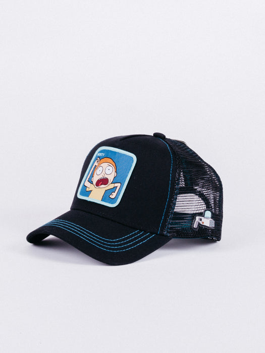 gorra trucker rick and morty