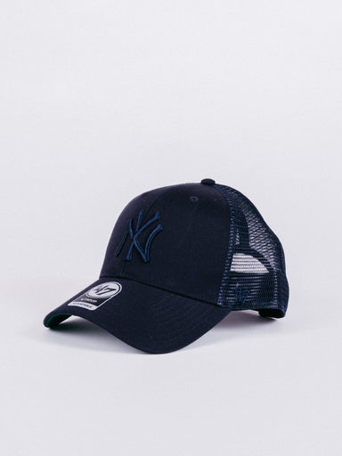 gorra trucker ny navy new york yankees navu blue