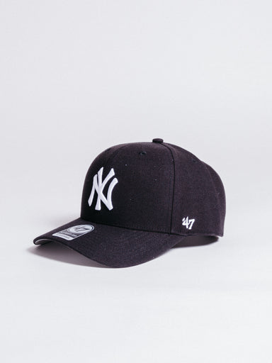 MVP DP Snapback New York Yankees Black
