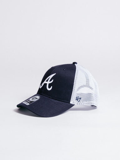MVP Atlanta Braves Trucker Navy/White
