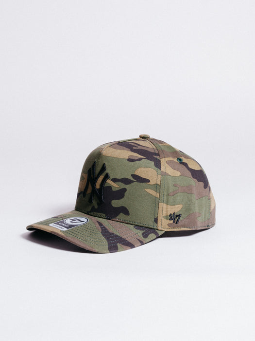 MVP Snapback New York Yankees Camouflage