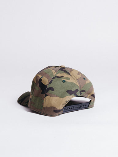 MVP DP Snapback New York Yankees Camouflage