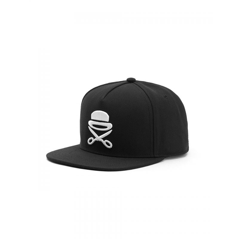 Cayler & Sons logo icon black snapback negro