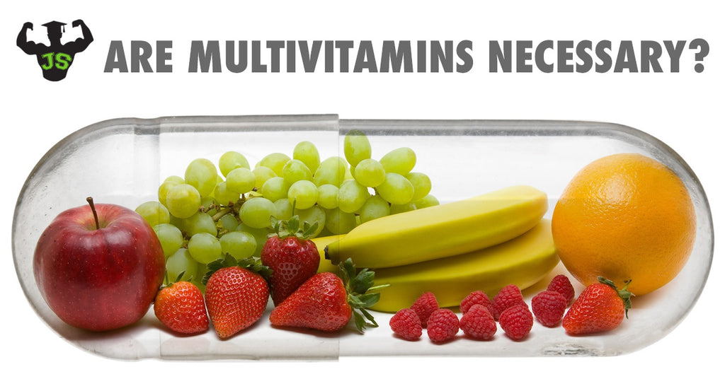 Are Multivitamins Necessary?