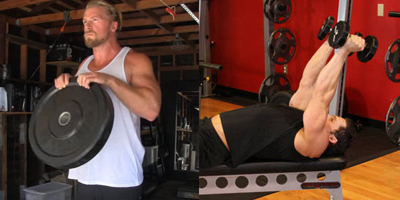 6 Arm Exercises To Help You Get Bigger Arms