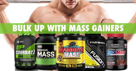 Bulk Up With Mass Gainers