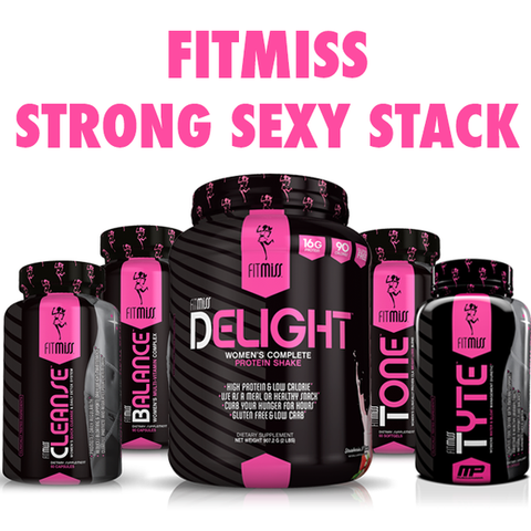 FitMiss Strong Sexy Stack
