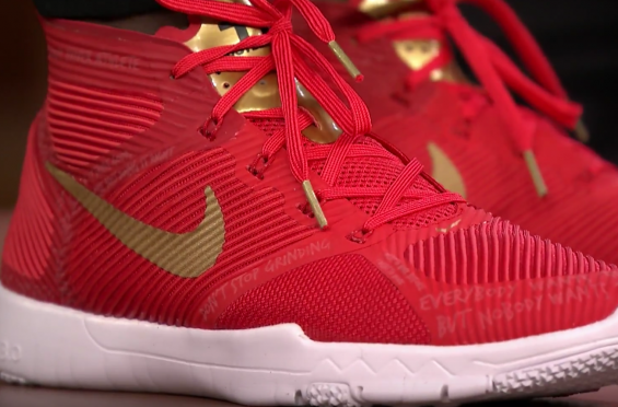 Nike Hustle Hart Kevin Hart Cross-Trainer