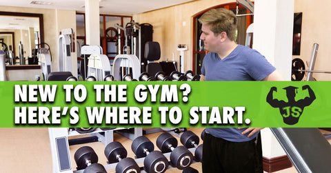 New To The Gym? Here's Where To Start