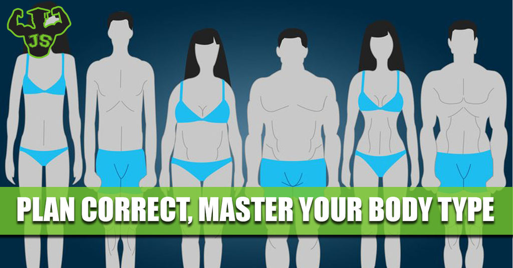 Plan Correct, Master Your Body Type