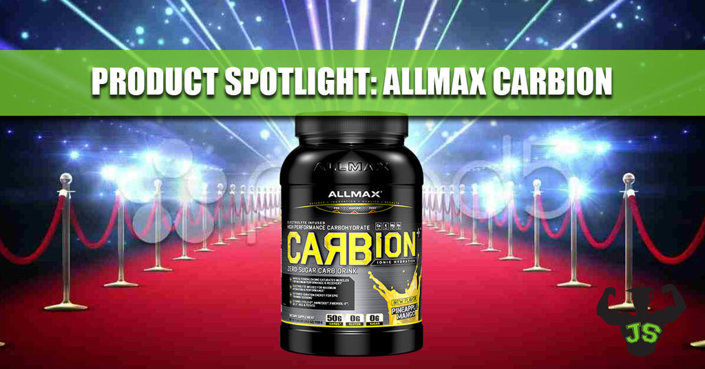 Product Spotlight: Allmax CarbION