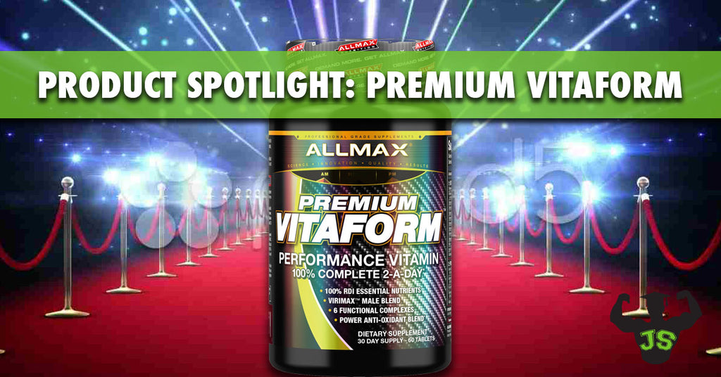 Product Spotlight: AllMax Vitaform