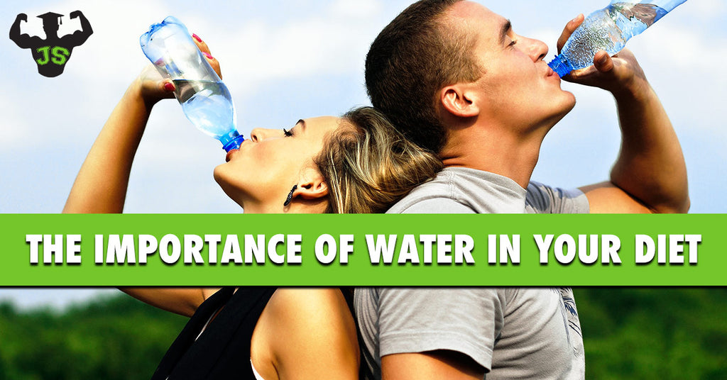 The Importance of Water in Your Diet