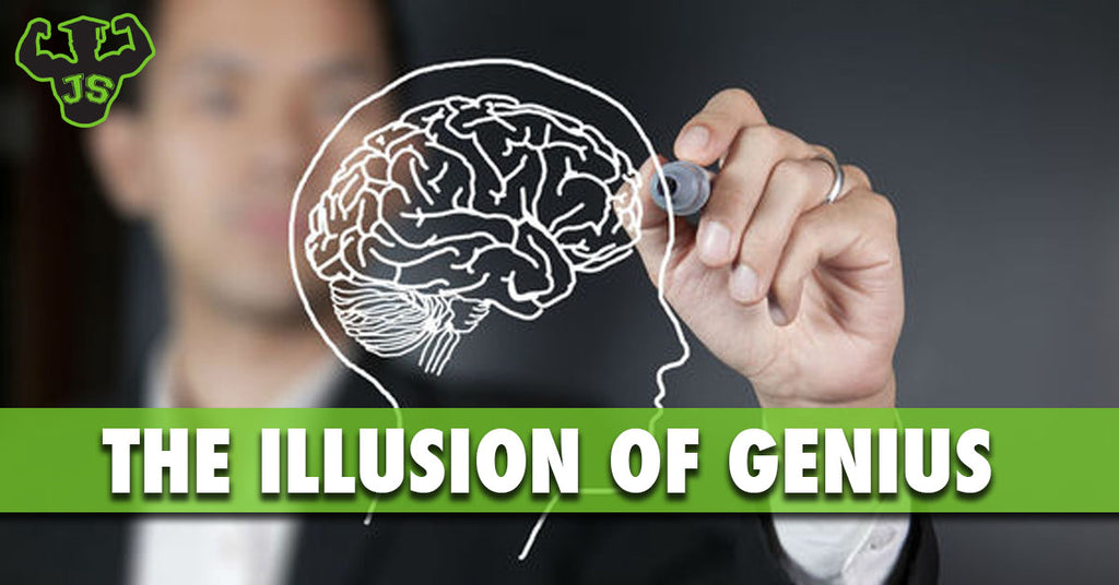 The Illusion Of Genius