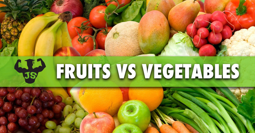 Fruits vs Vegetables: Which Are Better?