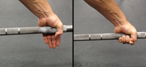 Hook Deadlift Grip