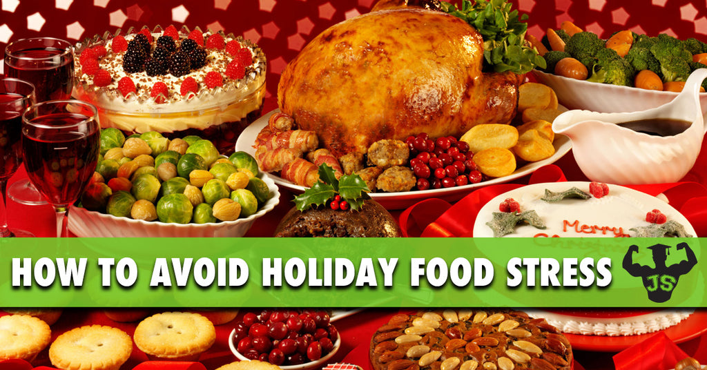 How To Avoid Holiday Food Stress