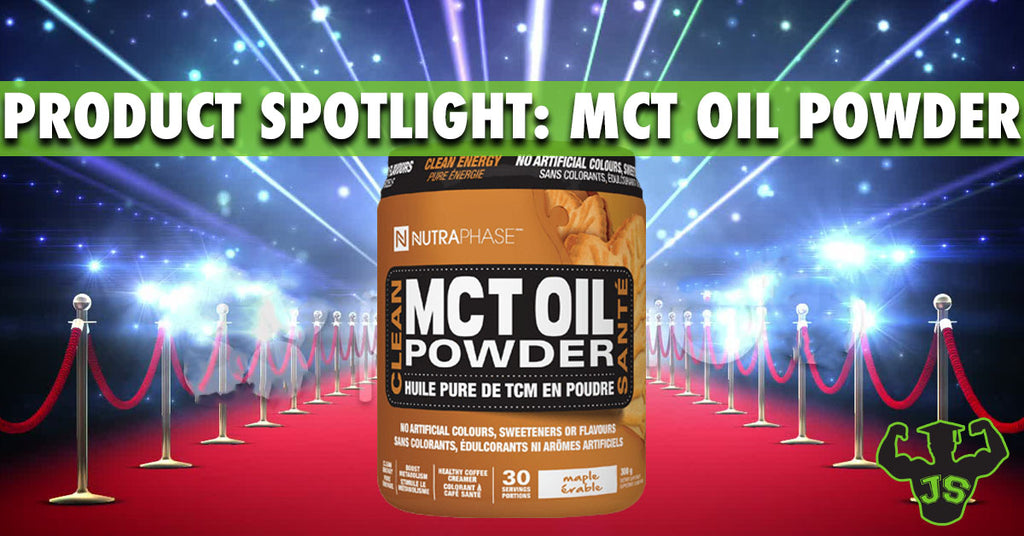 Product Spotlight: Nutraphase MCT Oil Powder