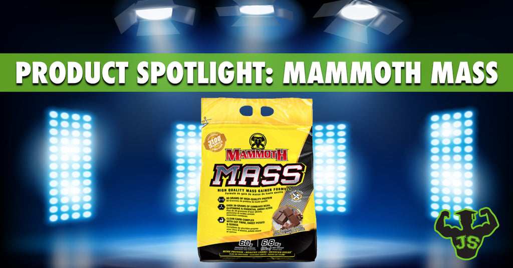 Product Spotlight Mammoth Mass