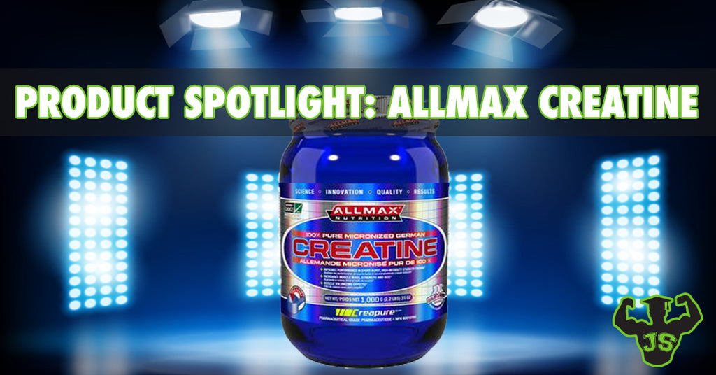 Product Spotlight: Allmax Creatine