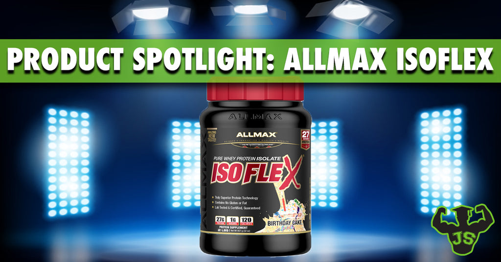 Product Spotlight: AllMax IsoFlex