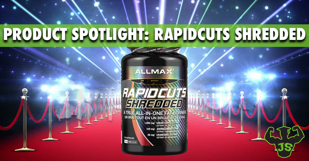 Product Spotlight: Allmax Rapidcuts Shredded