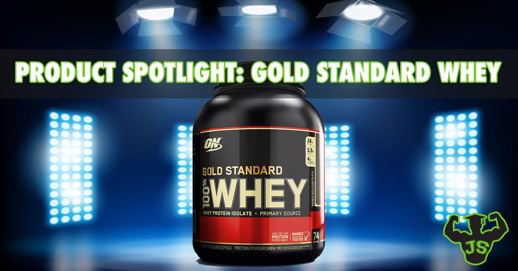 Product Spotlight: Optimum Nutrition Gold Standard Whey