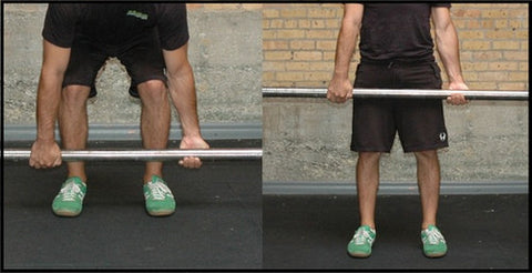Mixed Deadlift Grip Picture