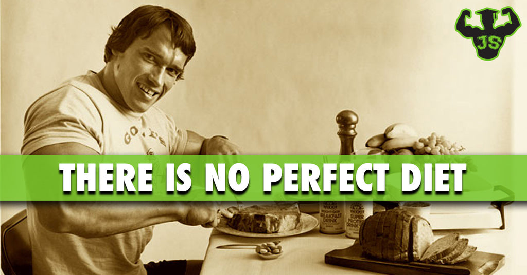 There Is No Perfect Diet: Find What Works For You