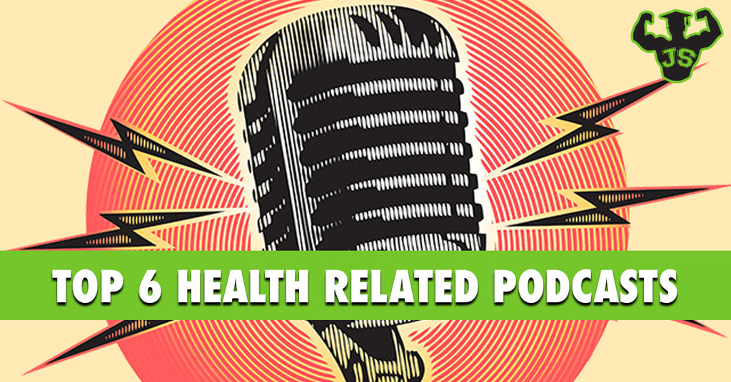 Top 6 Podcasts for Those Interested in Health