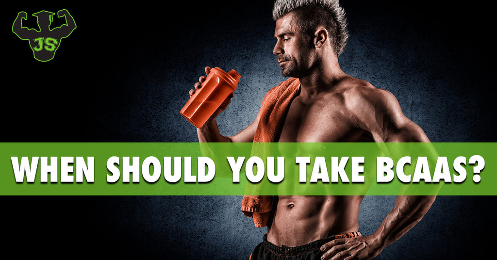 When Should You Take BCAAs?