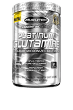 MuscleTech Platinum 100% Glutamine (67 Serve) | JackedScholar.com